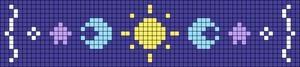 Alpha pattern #97572 variation #179277