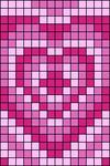 Alpha pattern #97606 variation #179373
