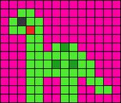 Alpha pattern #22158 variation #179421