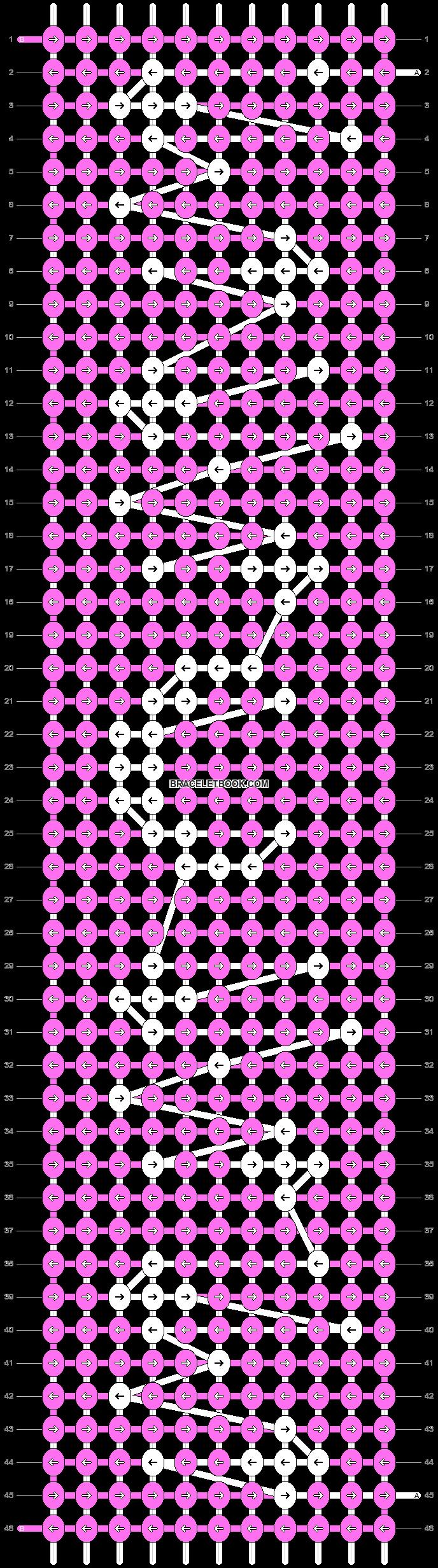 Alpha pattern #97653 variation #179499 pattern