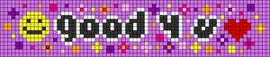 Alpha pattern #92076 variation #179549