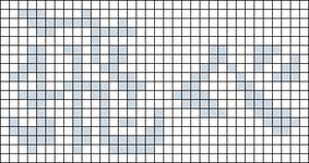 Alpha pattern #95502 variation #179597