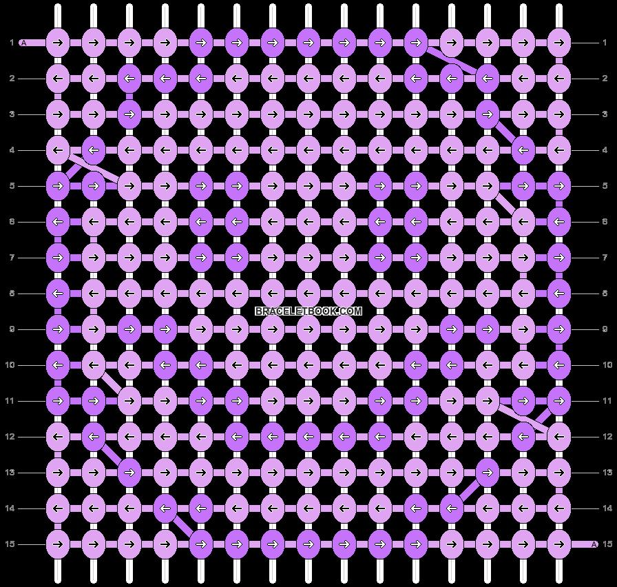 Alpha pattern #97686 variation #179628 pattern