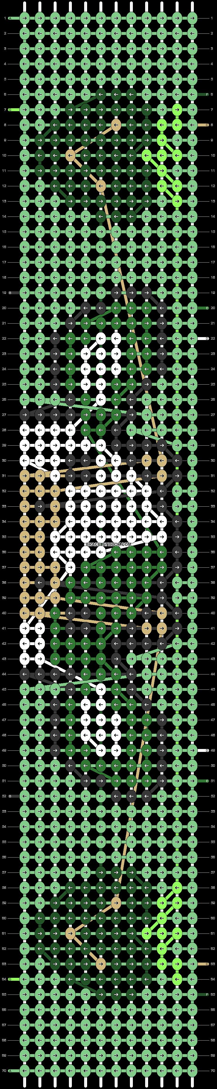 Alpha pattern #79422 variation #179636 pattern