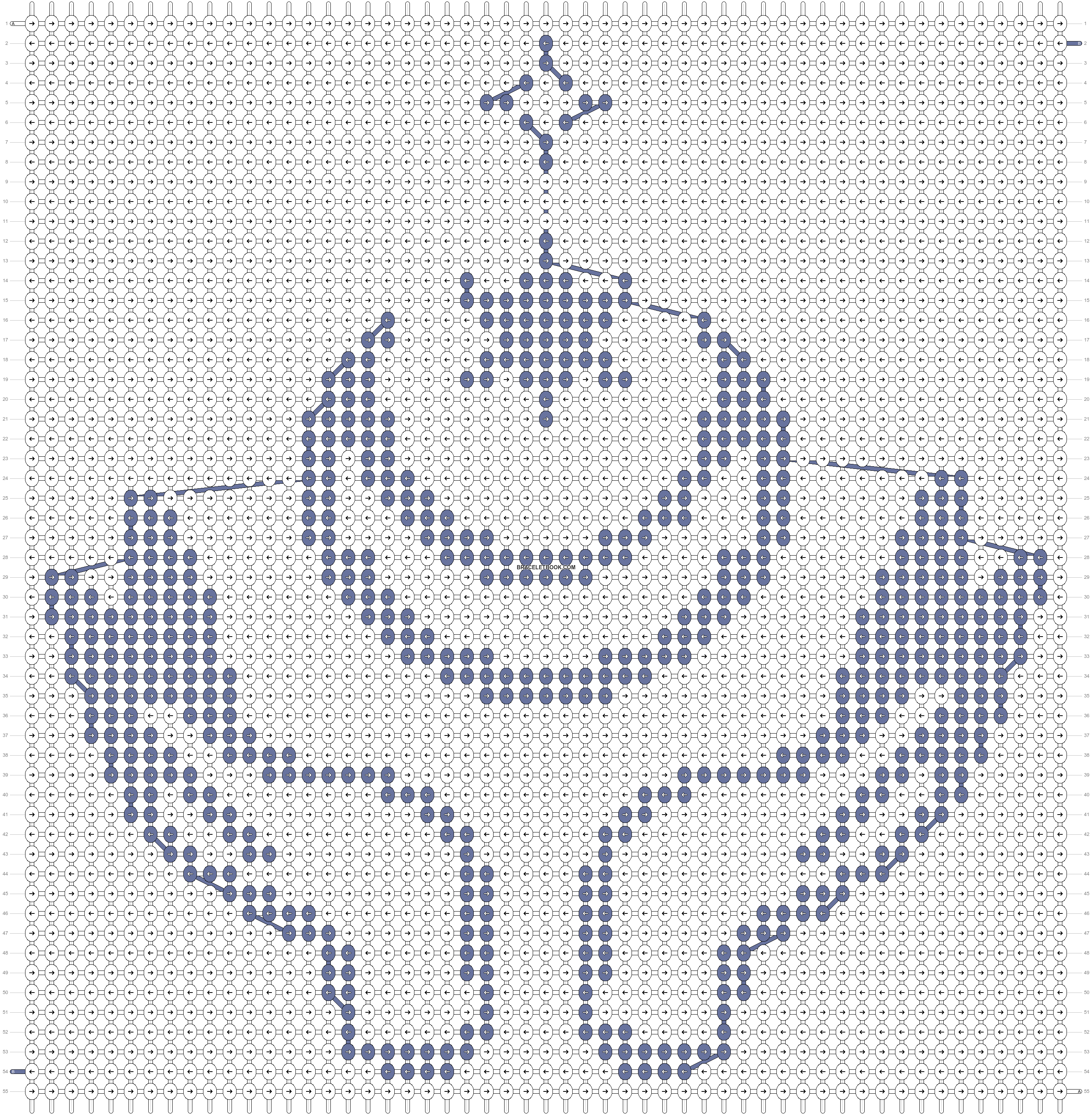Alpha pattern #89669 variation #179649 pattern
