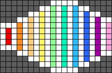Alpha pattern #97672 variation #179729