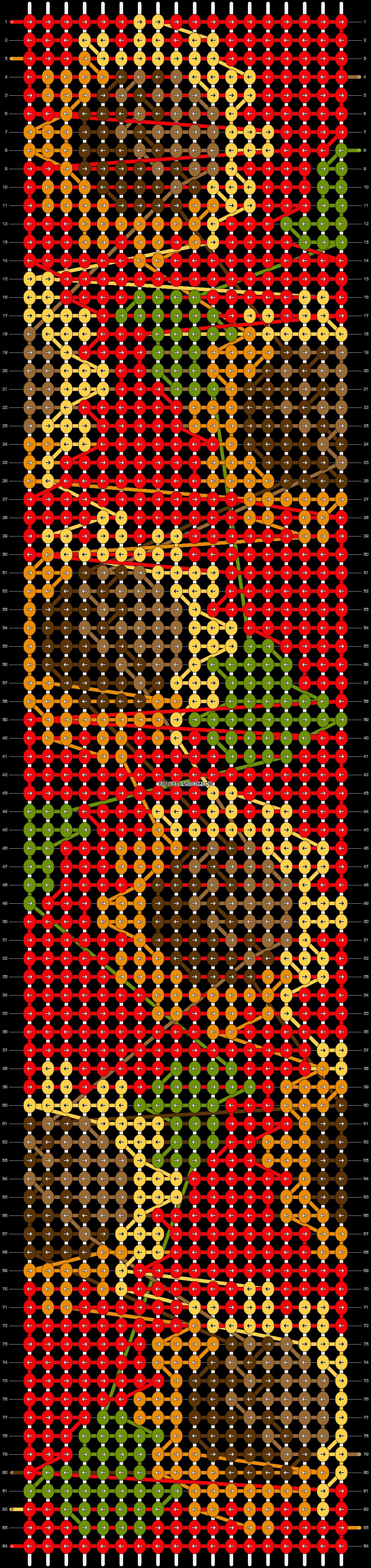 Alpha pattern #58520 variation #179774 pattern