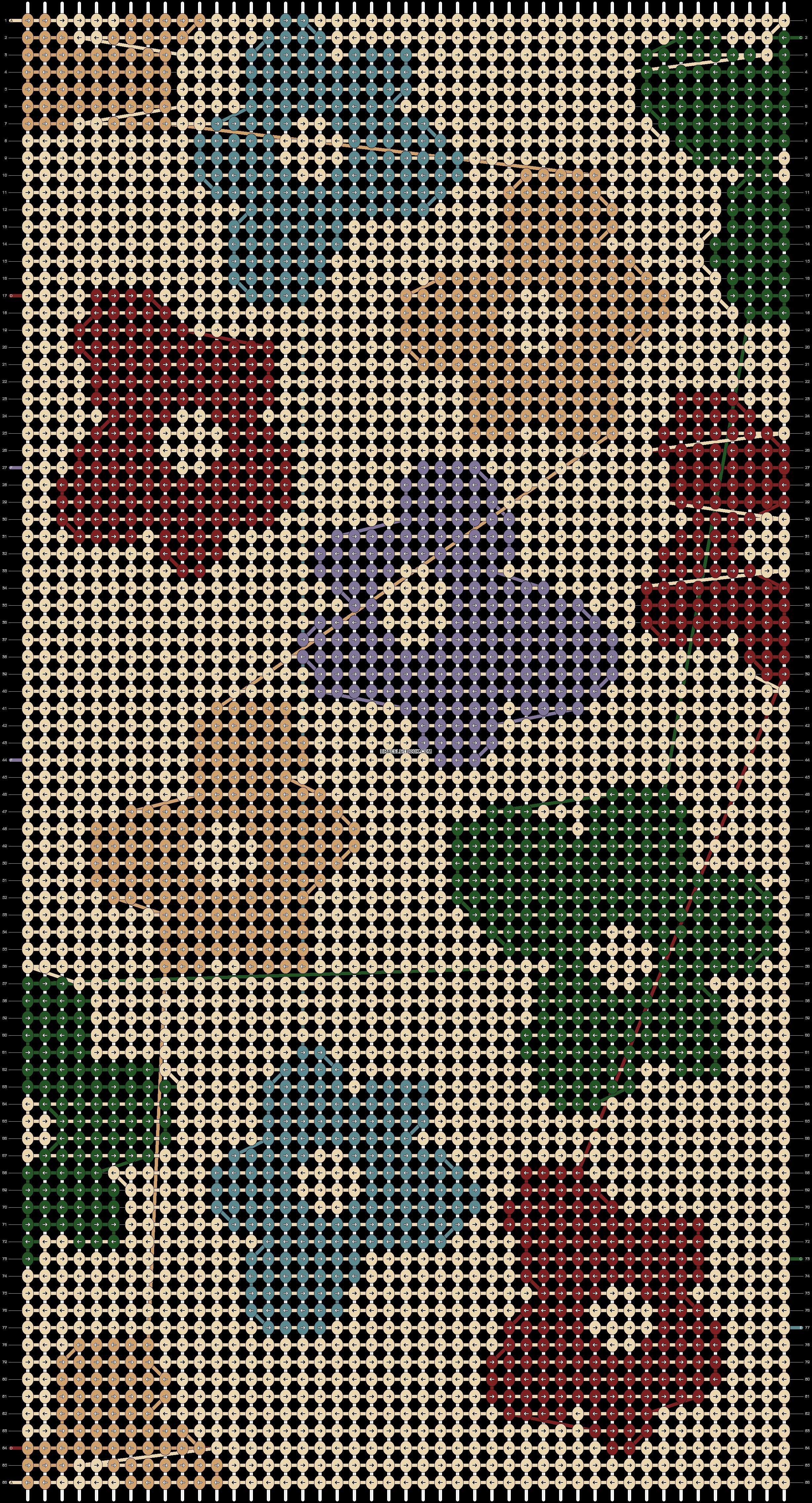 Alpha pattern #97785 variation #179775 pattern
