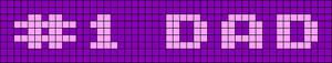 Alpha pattern #6053 variation #179822