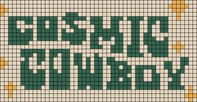 Alpha pattern #95491 variation #179843