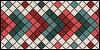 Normal pattern #94434 variation #179886