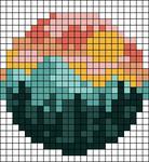 Alpha pattern #86238 variation #179926