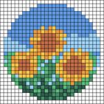Alpha pattern #86239 variation #179927