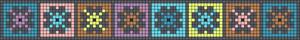 Alpha pattern #74608 variation #180154