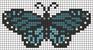 Alpha pattern #43498 variation #180178