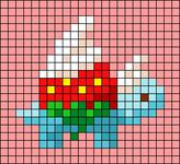 Alpha pattern #97692 variation #180213