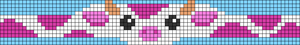 Alpha pattern #89703 variation #180230