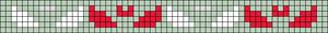 Alpha pattern #51735 variation #180453
