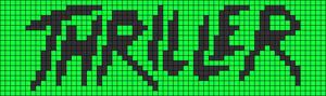 Alpha pattern #10115 variation #180693