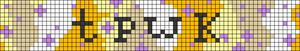 Alpha pattern #45766 variation #180725