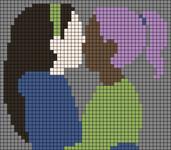 Alpha pattern #98187 variation #180754