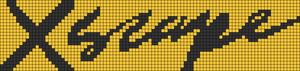 Alpha pattern #96668 variation #180797
