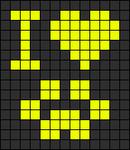 Alpha pattern #4183 variation #180840
