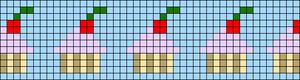 Alpha pattern #98175 variation #180846