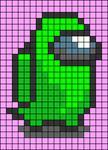 Alpha pattern #85745 variation #180950