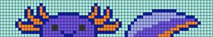 Alpha pattern #71660 variation #181298