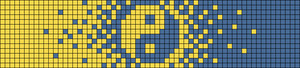 Alpha pattern #98481 variation #181431