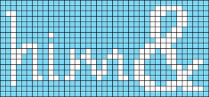 Alpha pattern #18316 variation #181601