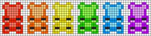 Alpha pattern #89804 variation #181649