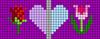 Alpha pattern #90175 variation #181654