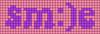 Alpha pattern #60503 variation #181672