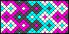 Normal pattern #22803 variation #181736