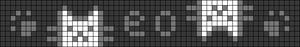 Alpha pattern #48402 variation #181798
