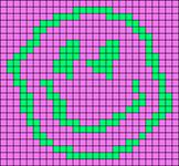 Alpha pattern #93598 variation #181804