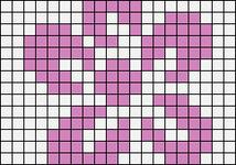 Alpha pattern #23389 variation #181874