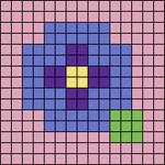 Alpha pattern #98770 variation #181903