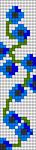 Alpha pattern #95072 variation #181919