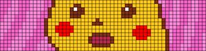 Alpha pattern #58834 variation #182000