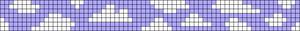 Alpha pattern #1654 variation #182112