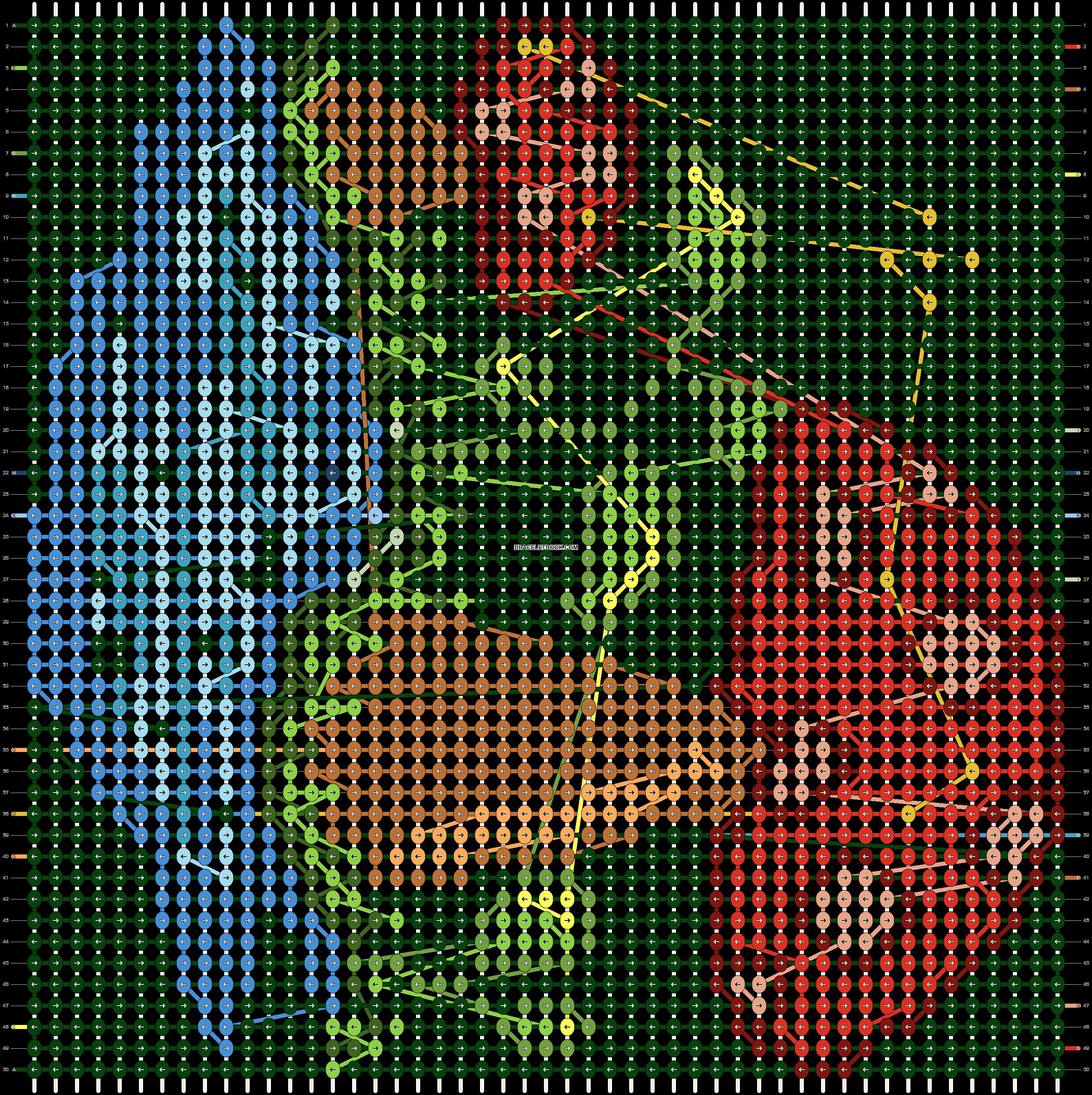 Alpha pattern #98890 variation #182184 pattern