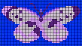 Alpha pattern #96104 variation #182282