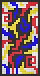 Alpha pattern #97989 variation #182417