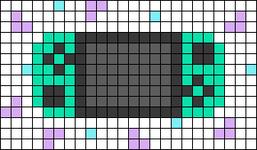 Alpha pattern #99159 variation #182547