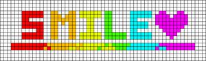 Alpha pattern #99337 variation #182747