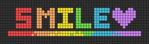 Alpha pattern #99337 variation #182749