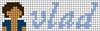 Alpha pattern #95486 variation #182758